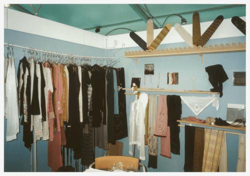 1997AW showroom in Paris