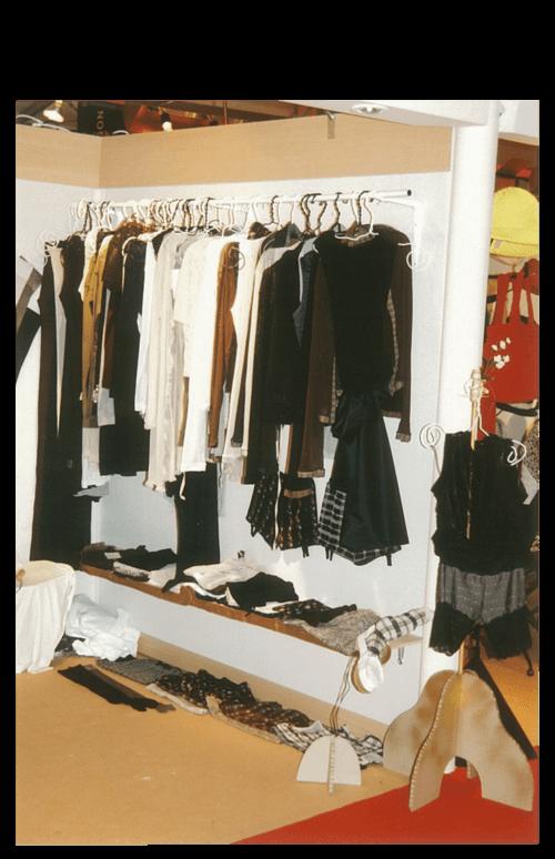 1996SS showroom in Paris